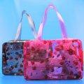 Luxury modella eco beauty pvc cosmetic bag