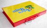big yellow pp gift promotion bag with handle manufacturers